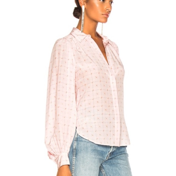 Equipment Tops - Equipment Marcilly Blouse
